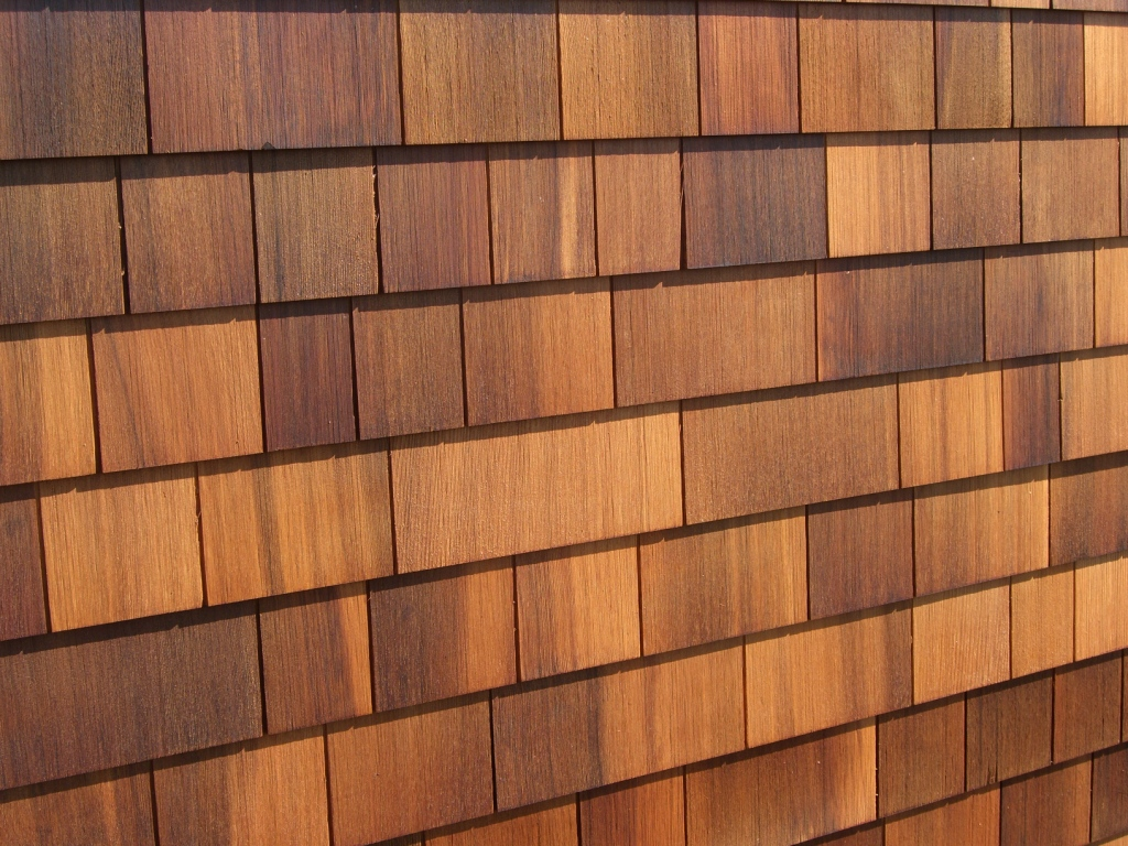 Cedar Shingles and Ridge