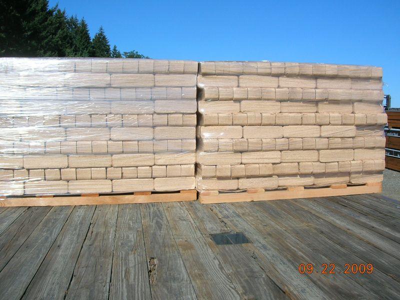 Tacoma Fire Logs Bulk Pallet 171 Mill Outlet Lumber