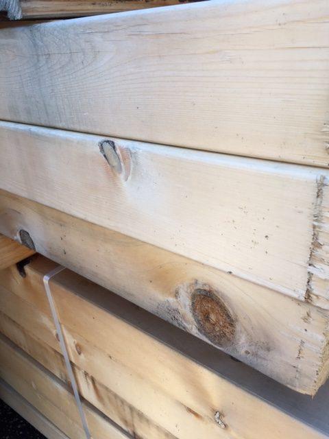 4 X 6 12 Alaskan Yellow Cedar Smooth Utility Grade