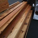 Standard & better Cedar Boards