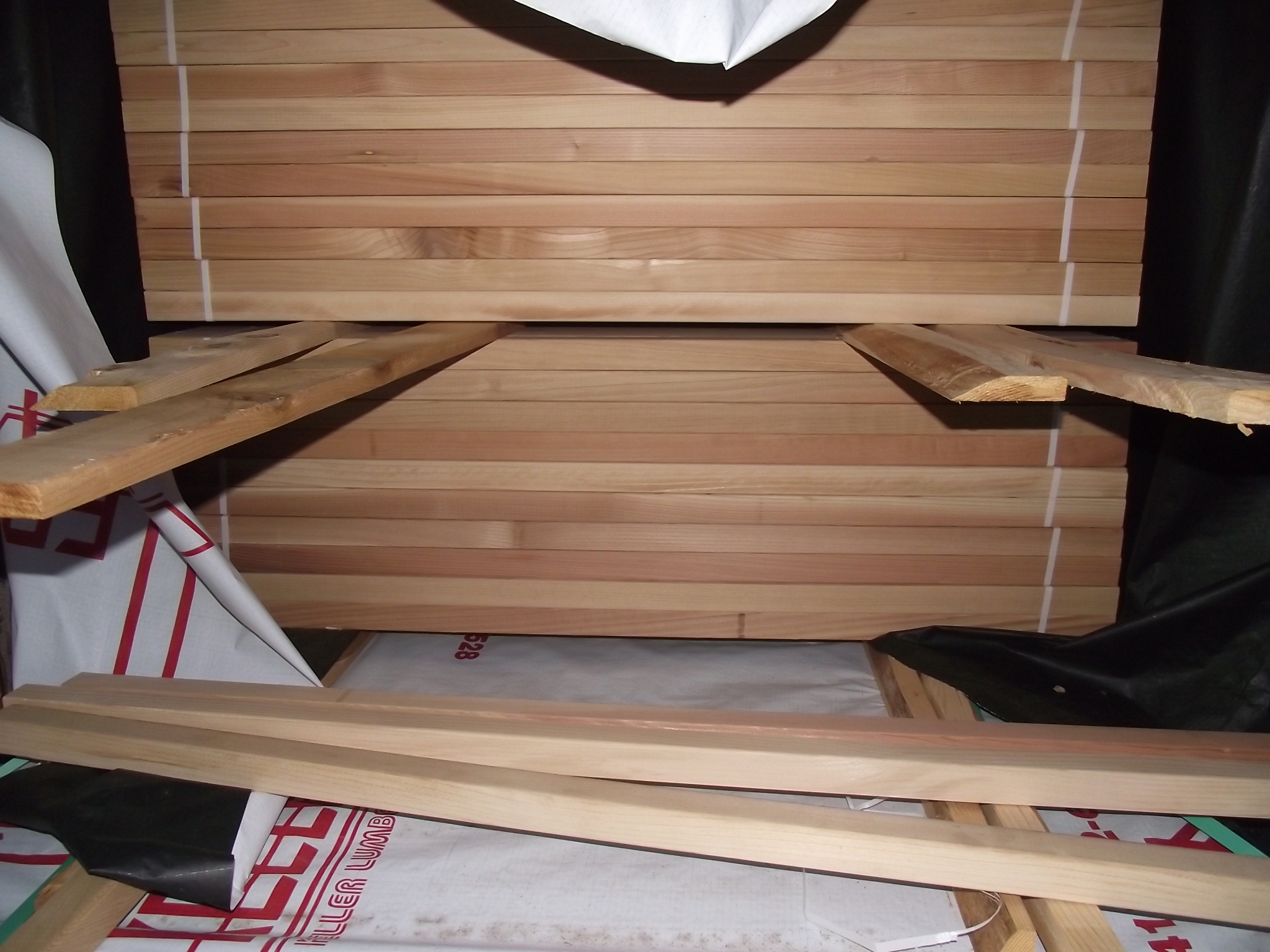 Clear Western Red Cedar 2 215 2 48 171 Mill Outlet Lumber