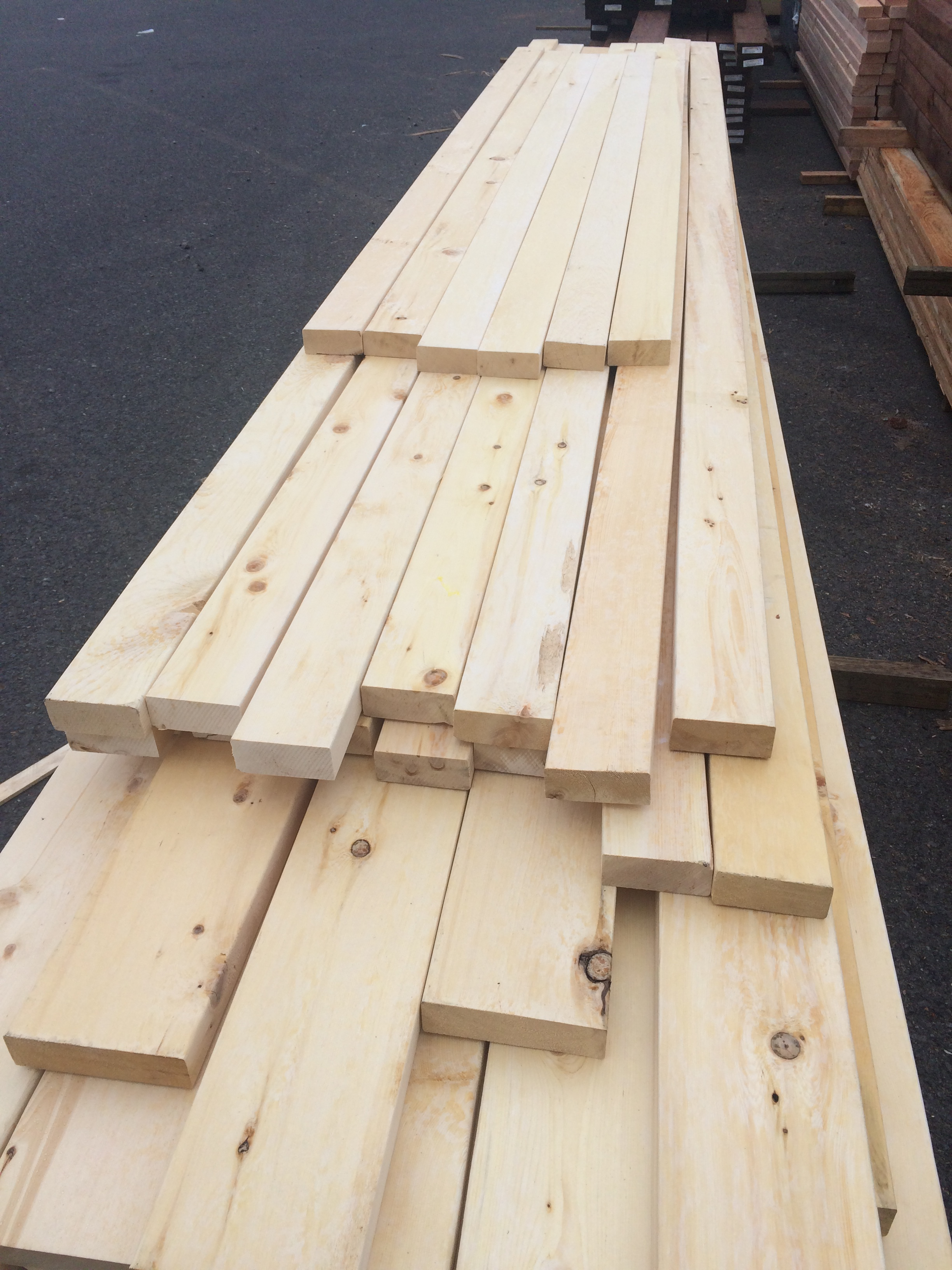Mill Outlet Lumber