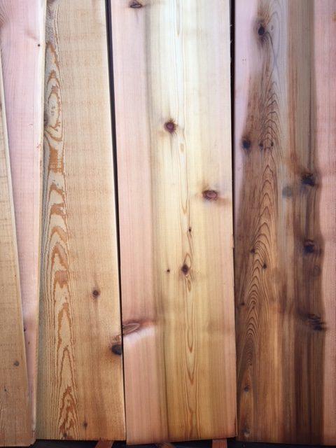 1 215 10 10 Appearance Grade Knotty Cedar 171 Mill Outlet Lumber
