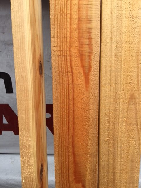 5 4 215 6 14 Appearance Grade Knotty Cedar 171 Mill Outlet Lumber