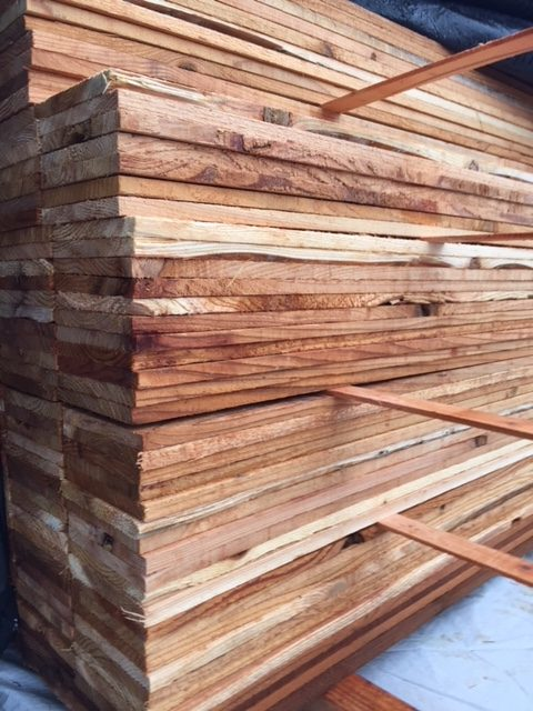 1 215 5 1 2 5 Rustic Grade Fence Boards 171 Mill Outlet Lumber