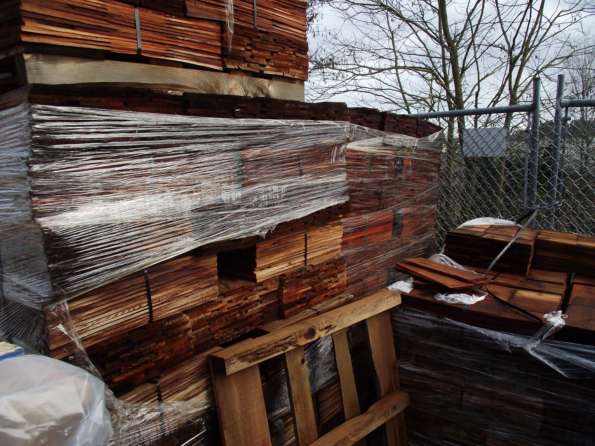 Western Red Cedar Shingles 4 Grade 171 Mill Outlet Lumber