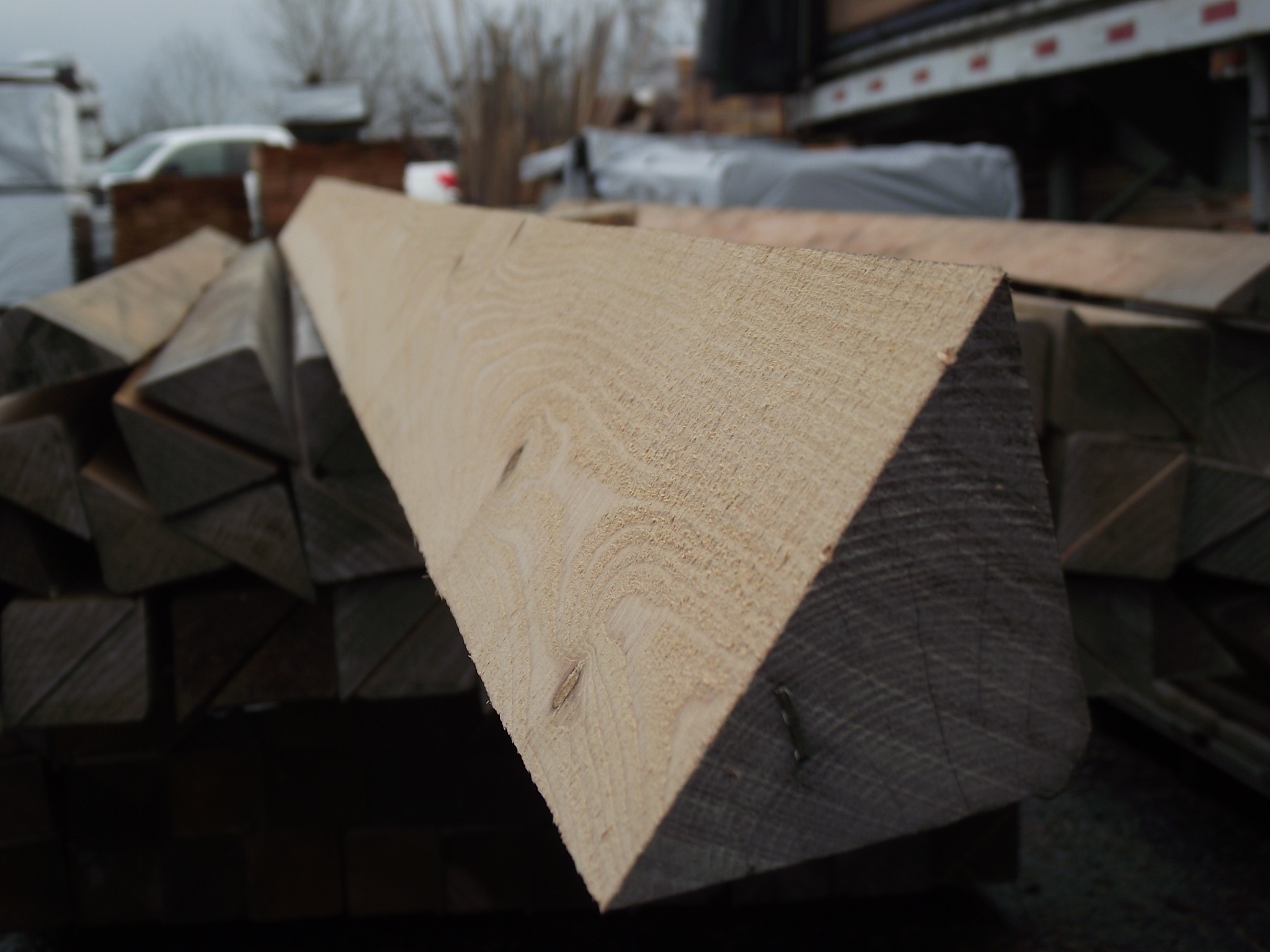 4 215 4 Cedar Cant Corner 171 Mill Outlet Lumber