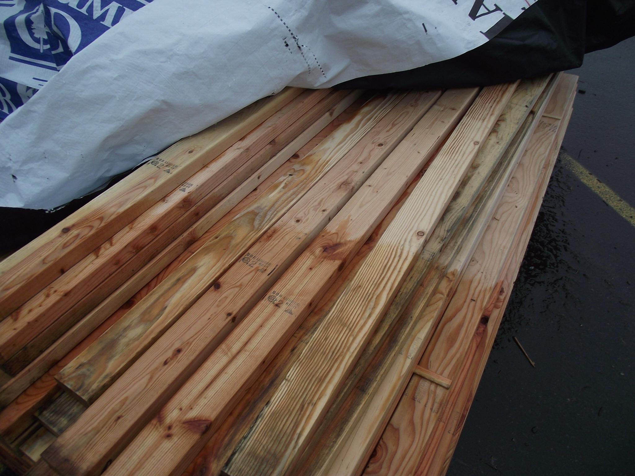 2 215 4 8 Smooth Douglas Fir 171 Mill Outlet Lumber