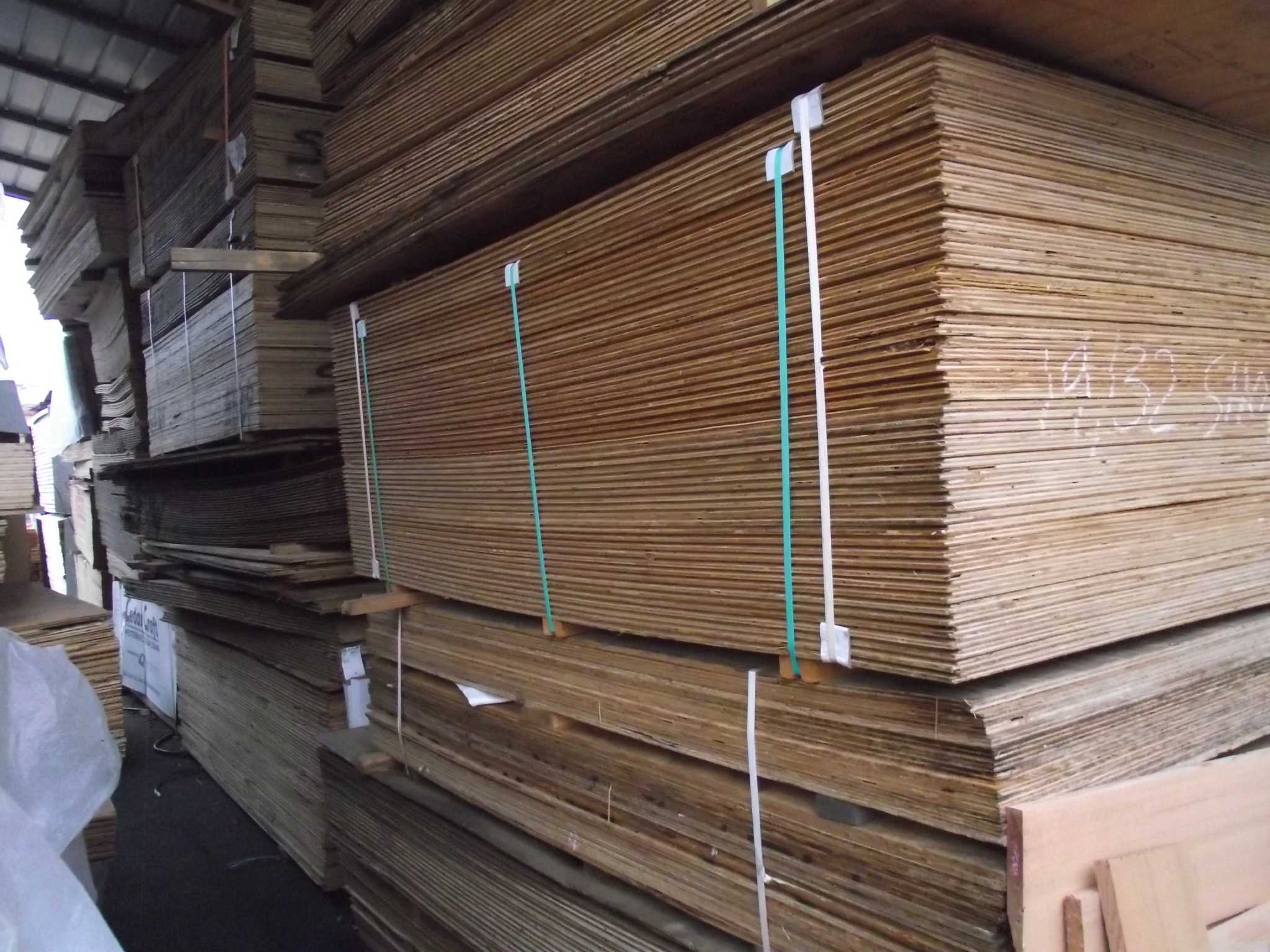 5 8 4 215 9 Shop Grade T 1 11 Plywood Siding 171 Mill Outlet Lumber