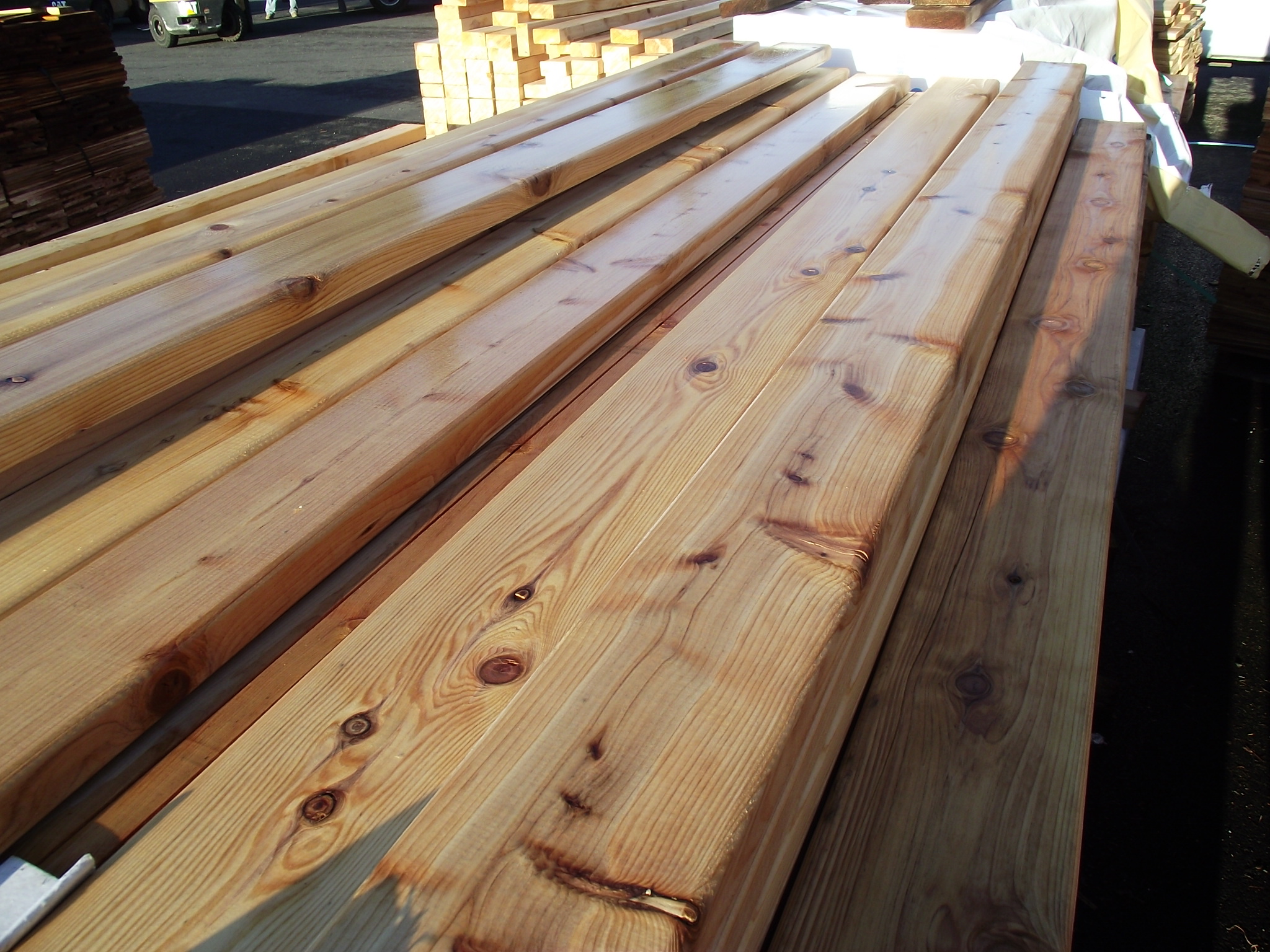 2 X 6 14 Kd Incense Cedar Premium Decking 171 Mill Outlet