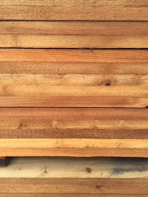 2 215 6 10 Rougher Header Cedar Appearance Select Knotty