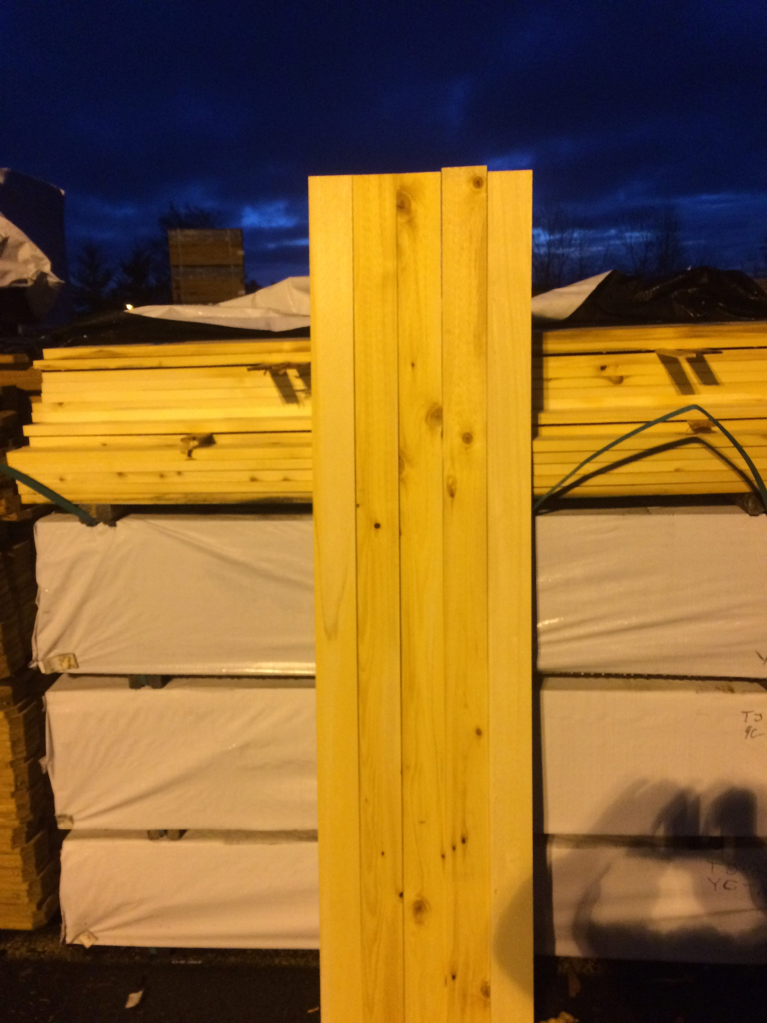 1 215 4 6 Alaskan Yellow Cedar Appearance Grade 171 Mill Outlet